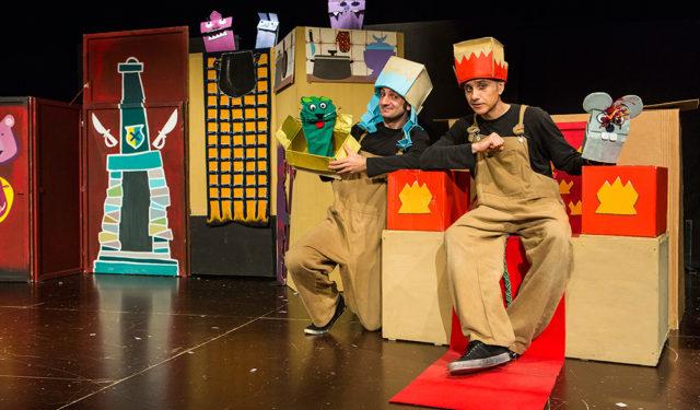 Scuole a Teatro - Teatro Verde
