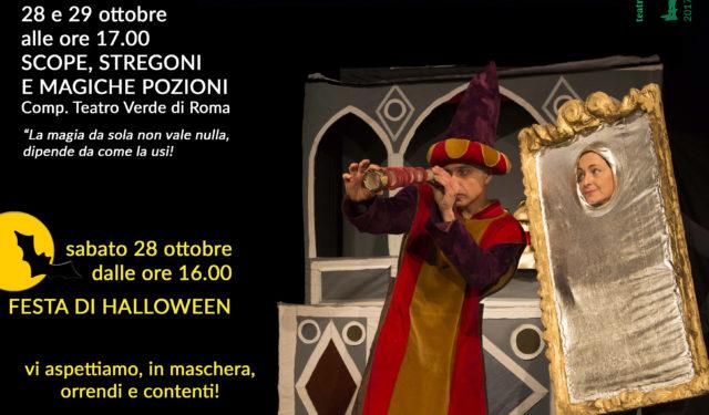 Halloween al Teatro Verde