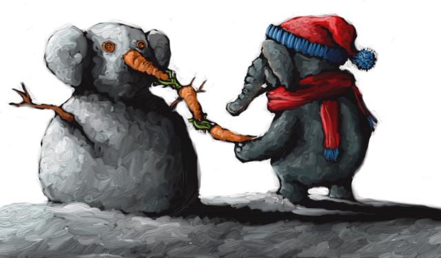Dal 2 dicembre al 7 gennaio al Teatro Verde è Natale!