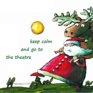 A NATALE FATTI UN REGALO: vieni a Teatro!