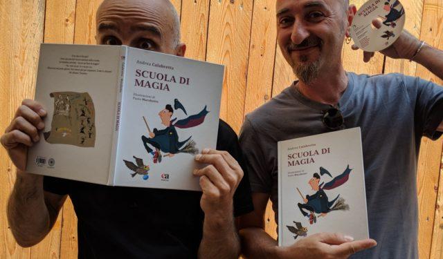 E' uscito l'audio libro di Scuola di Magia