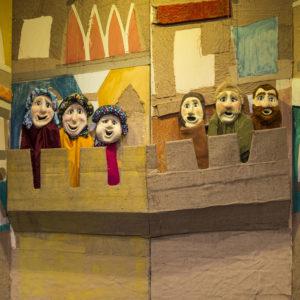 Scuola di TeatroVerde, corso di teatro per bambini e ragazzi